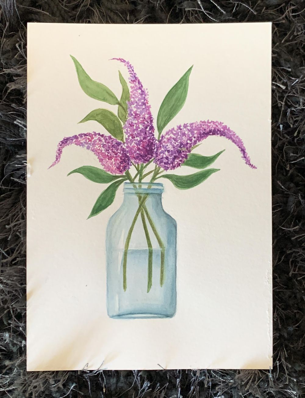 Lilacs - image 1 - student project