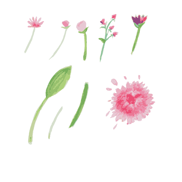 Florals and Florets  - image 4 - student project