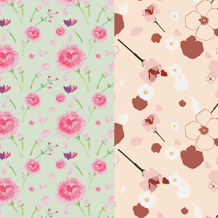 Florals and Florets  - image 2 - student project