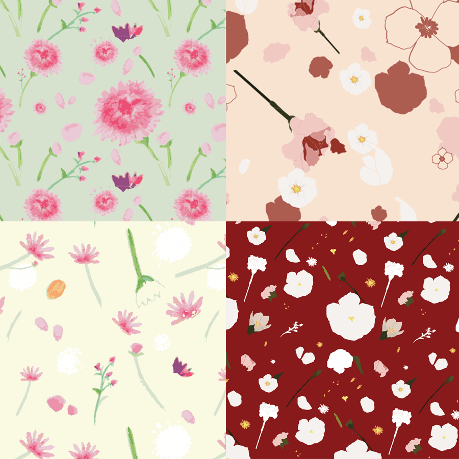 Florals and Florets  - image 1 - student project
