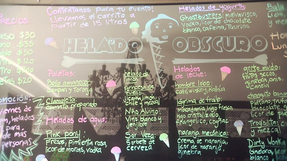 Helado Oscuro | The Dark Side of Ice Cream - image 3 - student project