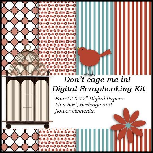 Make & Sell Scrapbook Designs - image 1 - student project