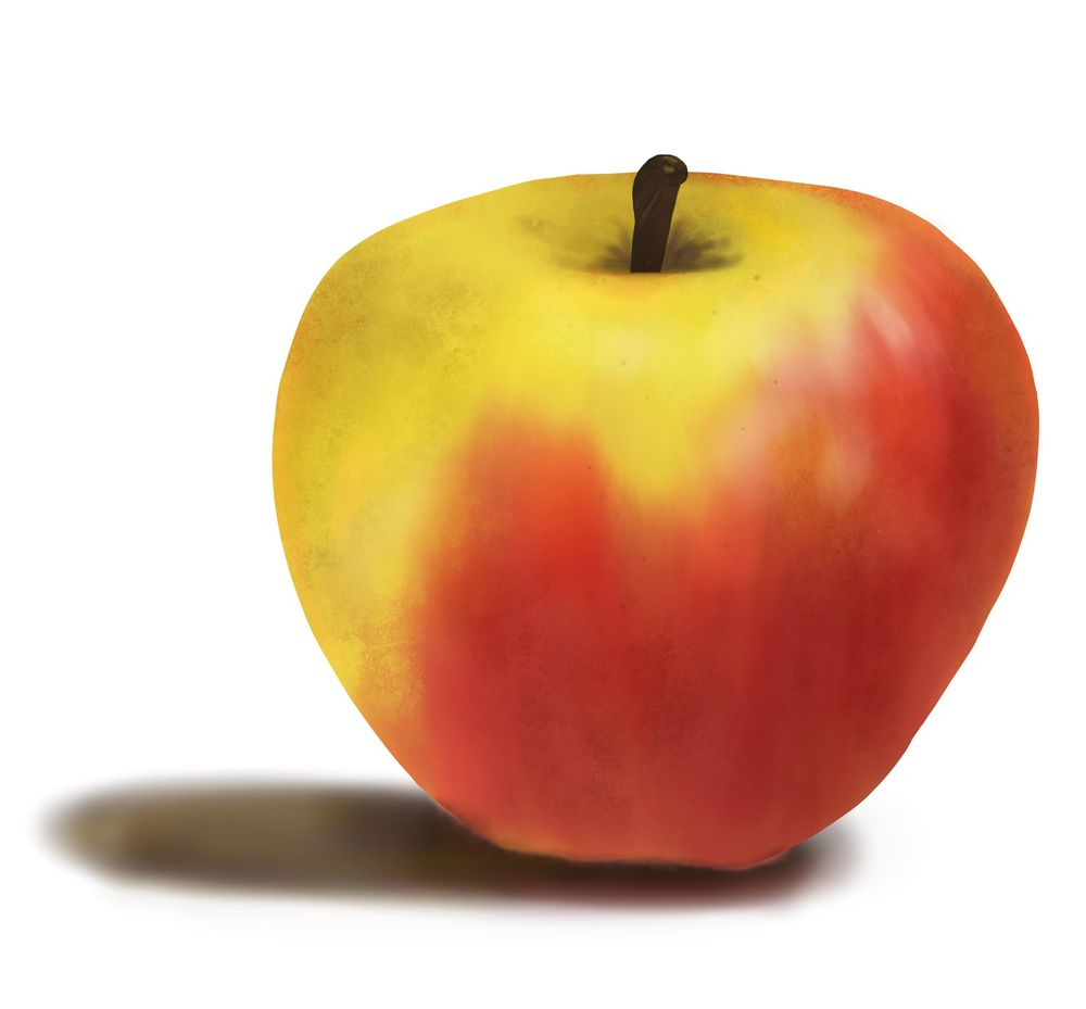 My Apple - image 2 - student project