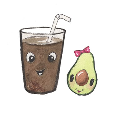 Chocolate Smoothie Cuties and More! - image 3 - student project