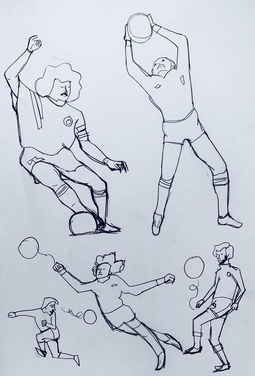 Exercise 3: Page of Poses - image 1 - student project