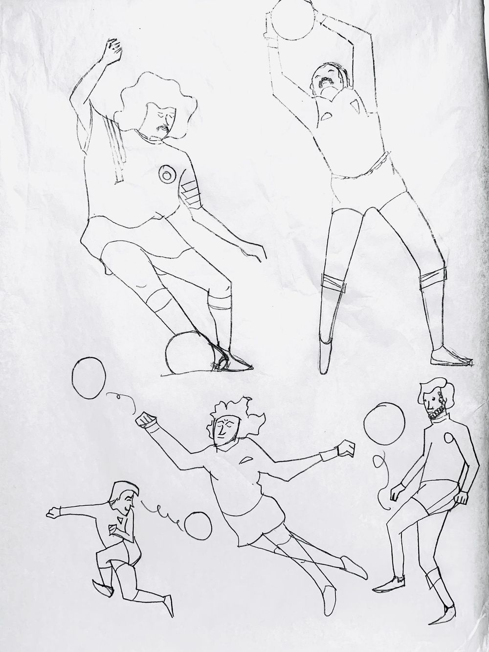 Exercise 3: Page of Poses - image 2 - student project
