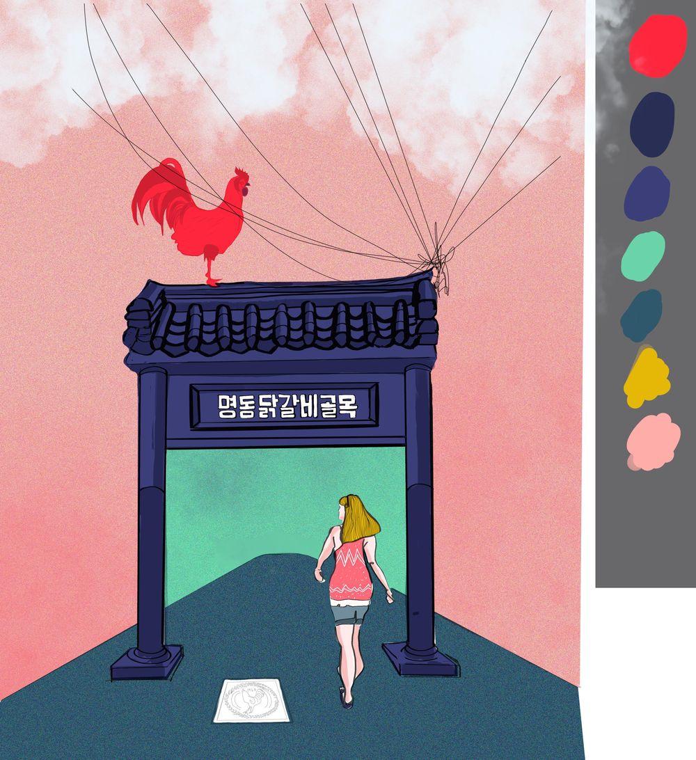 Tasha's color masterclass - image 5 - student project