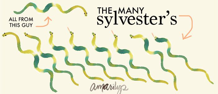 Desert Snake GIF Animation [Teacher's Sample Project] - image 2 - student project