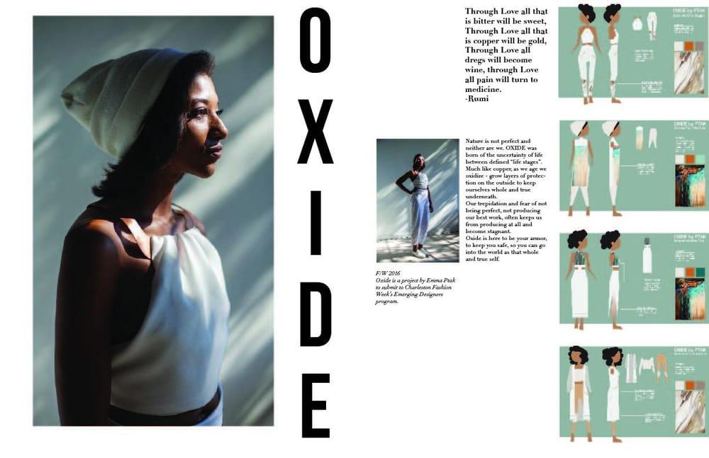 OXIDE mag/online publication - image 2 - student project