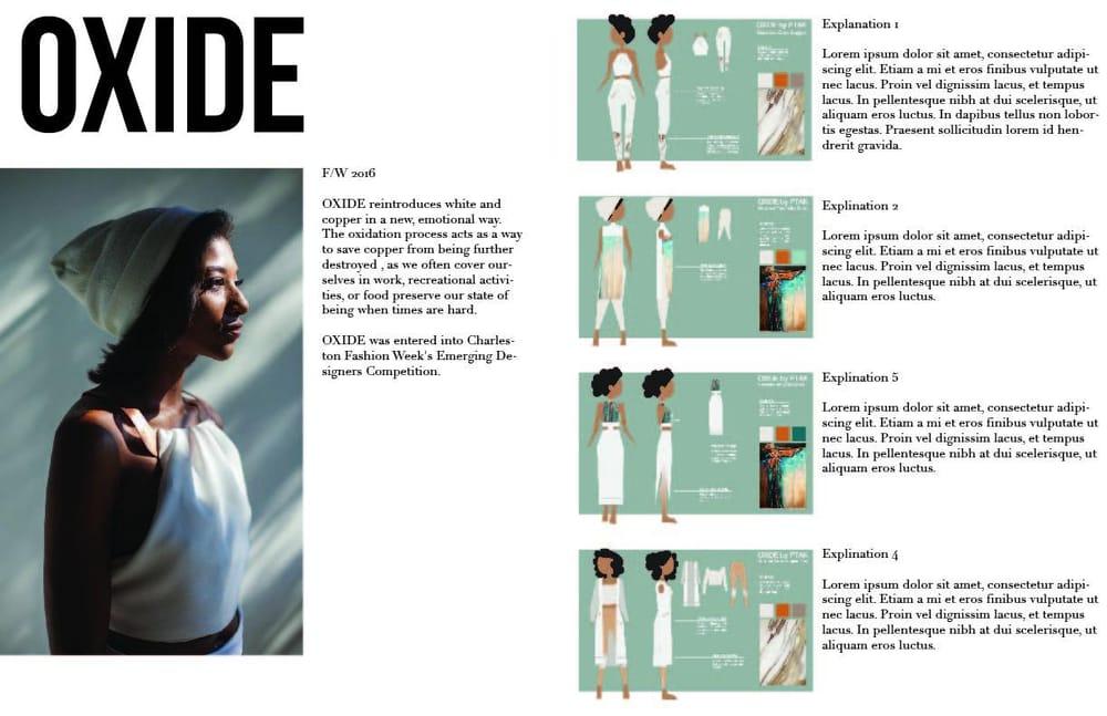 OXIDE mag/online publication - image 1 - student project