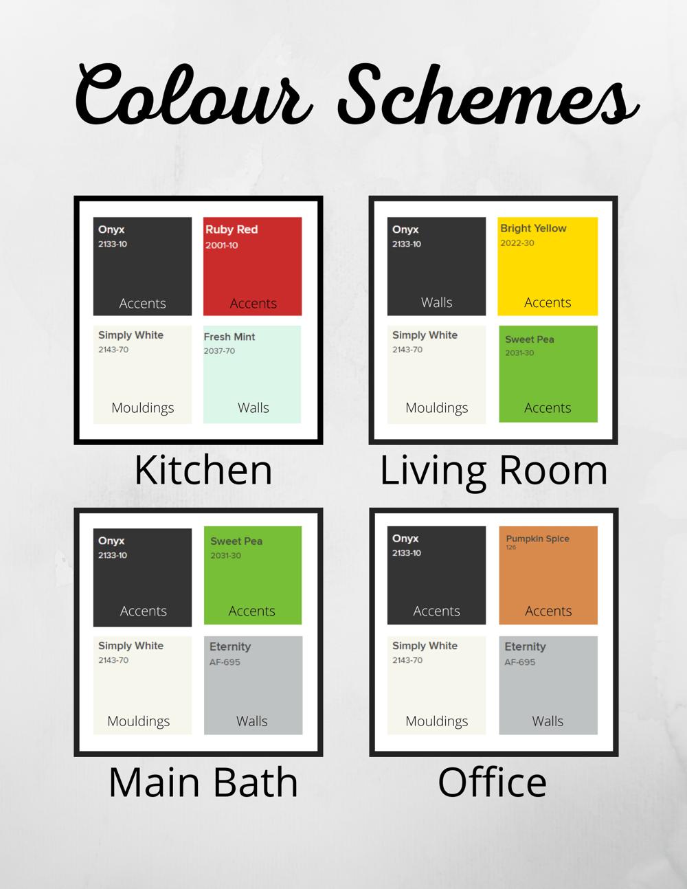 Colour Schemes - image 1 - student project