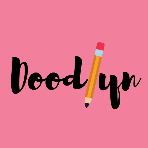 Doodlyn - My Shop's Logo - image 1 - student project