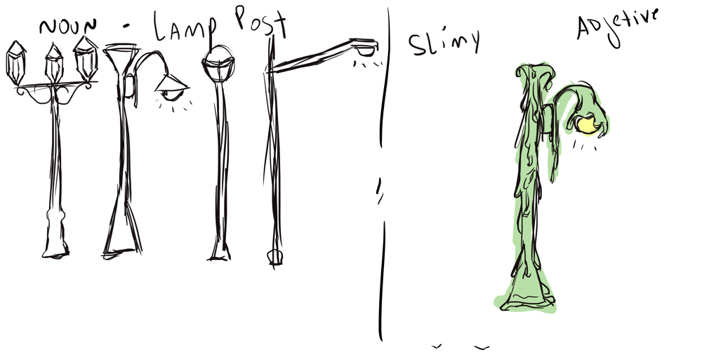Postly - Dancing slimy lamp post - image 2 - student project