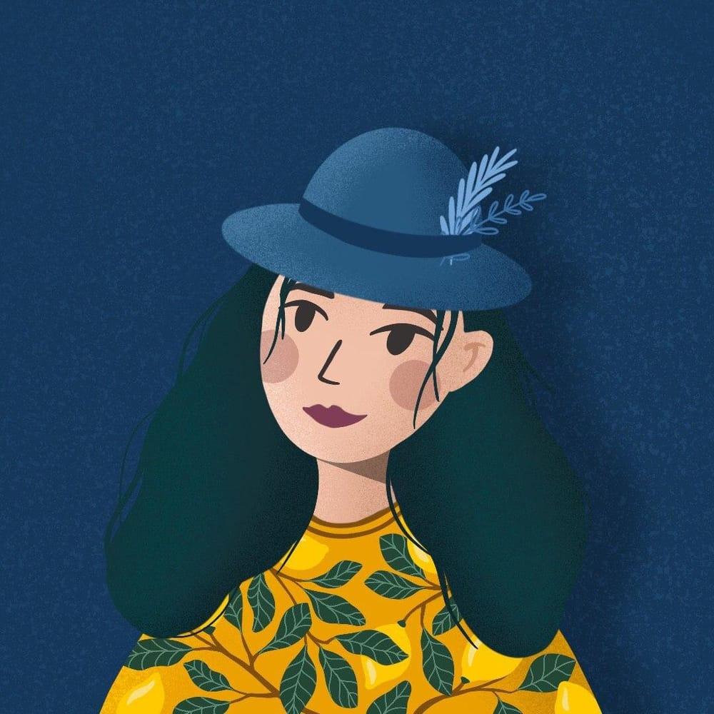 Lemon Girl - image 4 - student project