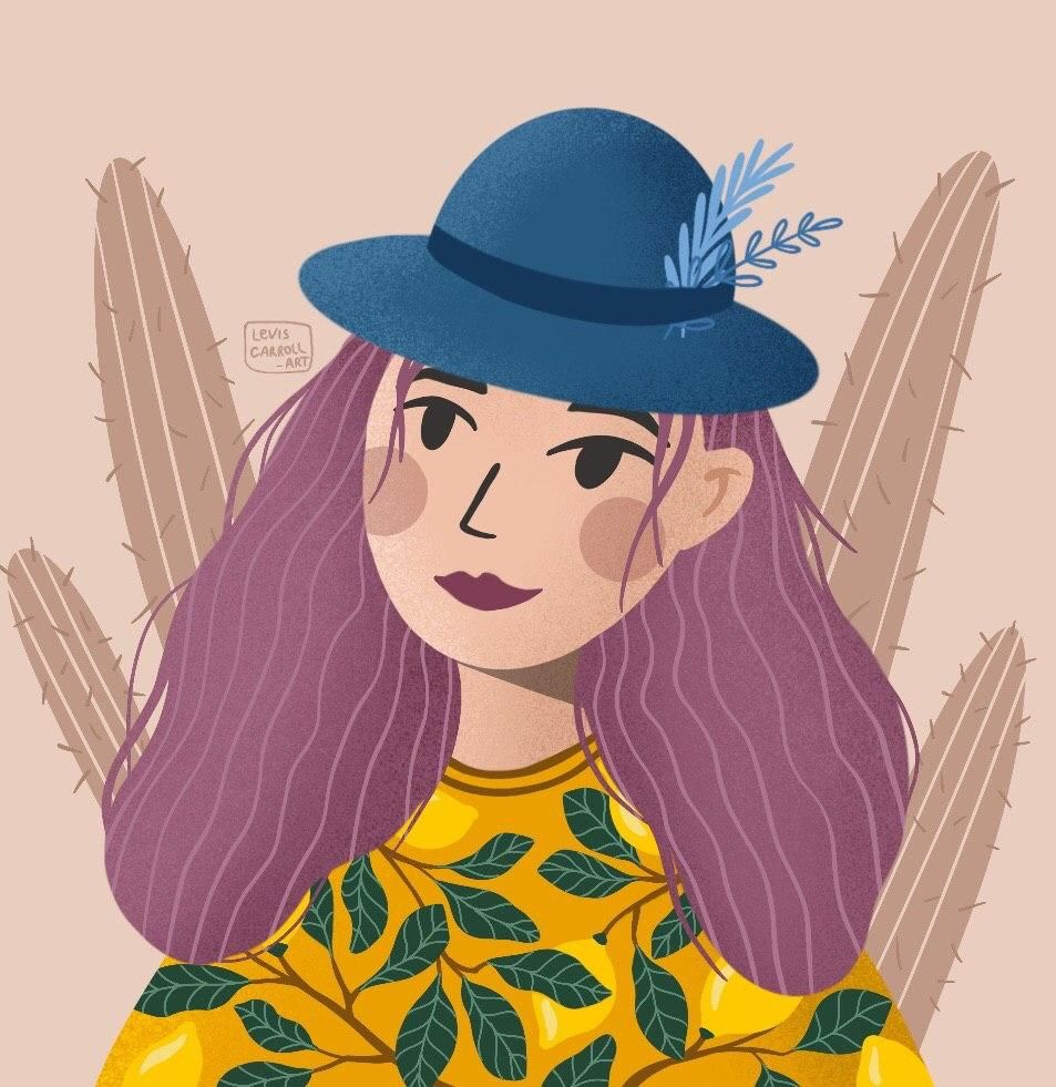 Lemon Girl - image 5 - student project