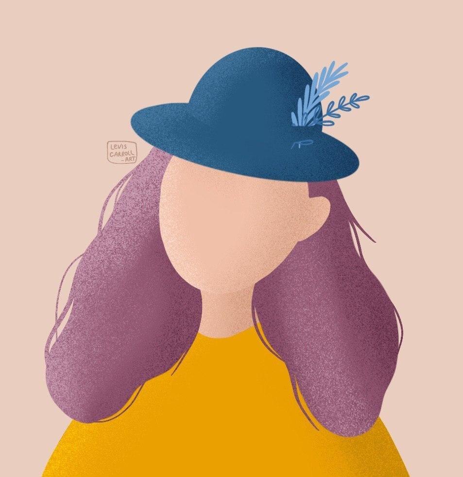 Lemon Girl - image 3 - student project