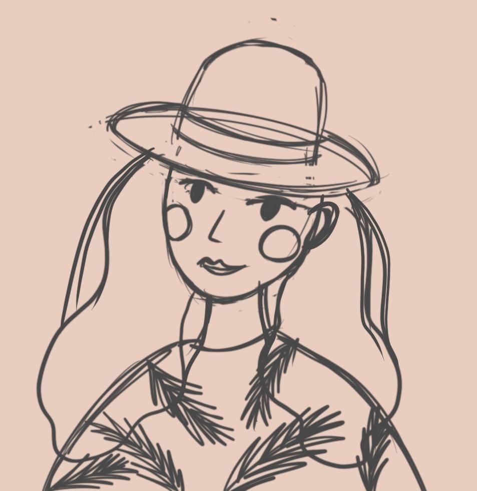 Lemon Girl - image 1 - student project