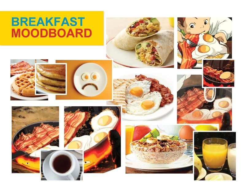 Breakfast - image 1 - student project