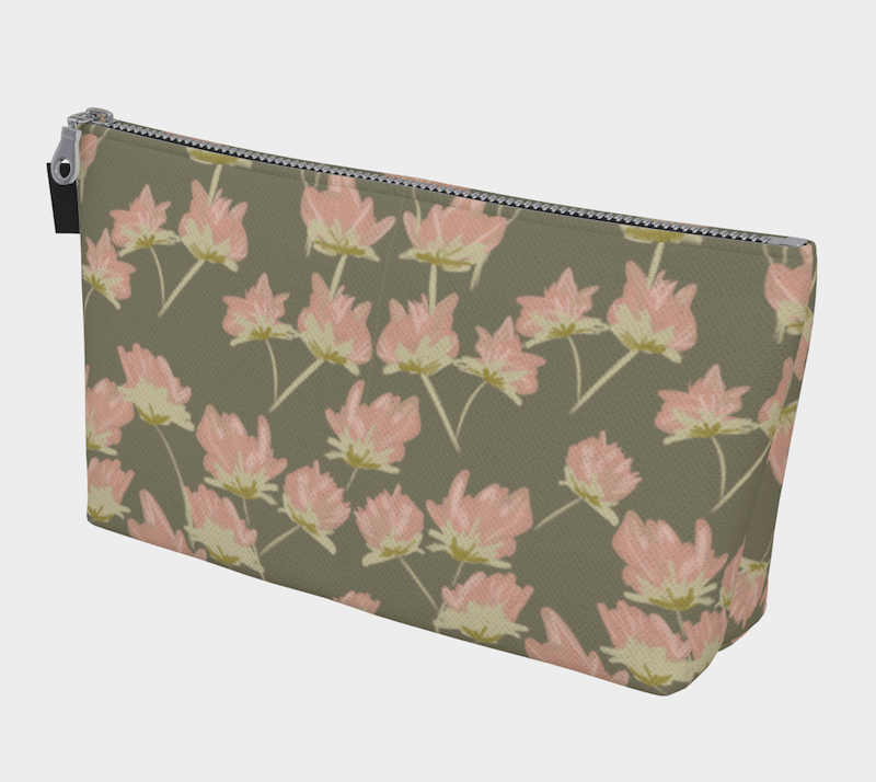 Repeat Floral Pattern using Procreate - image 2 - student project
