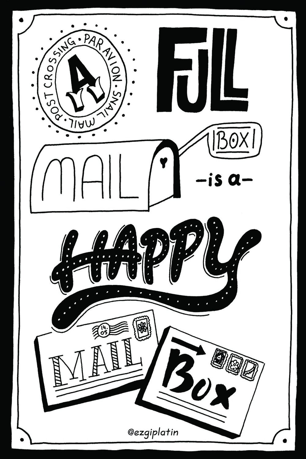 A Full Mailbox is a Happy Mailbox - image 8 - student project