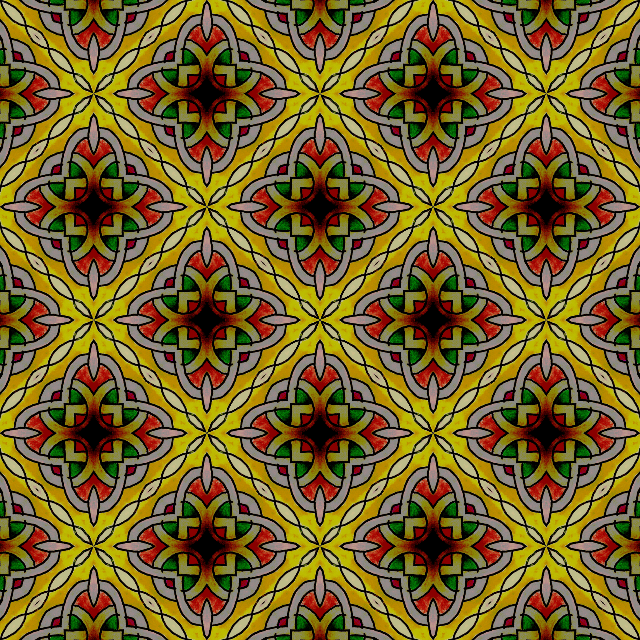 Repeat tiles using kaladomatic and capture apps - image 3 - student project