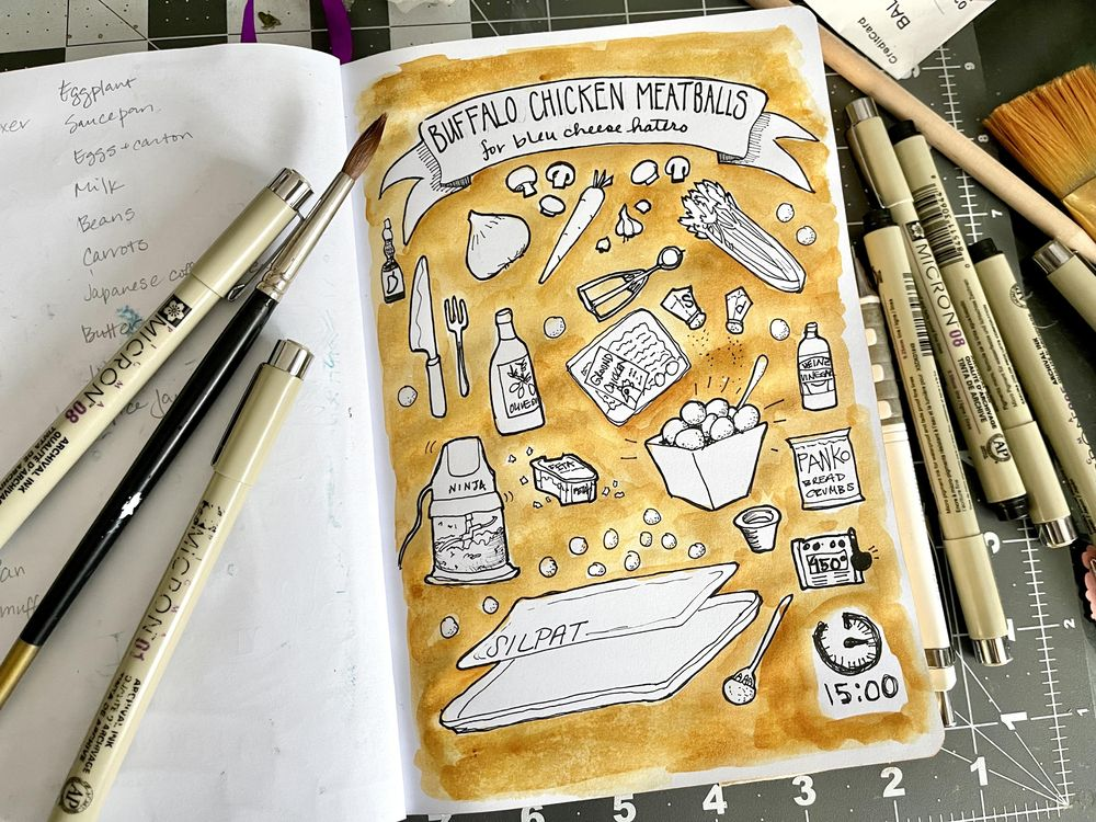 Always Drawing: 7 Creative Exercises - image 3 - student project