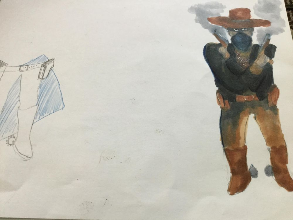 Western duel - image 7 - student project