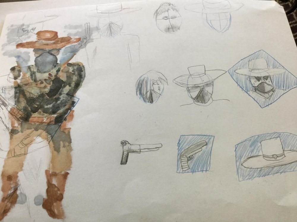 Western duel - image 8 - student project