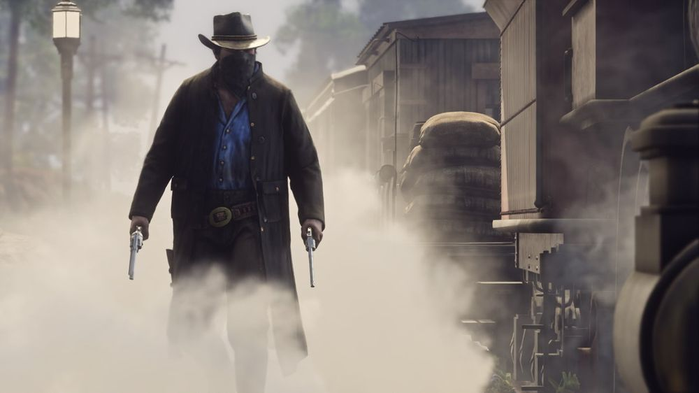 Western duel - image 3 - student project
