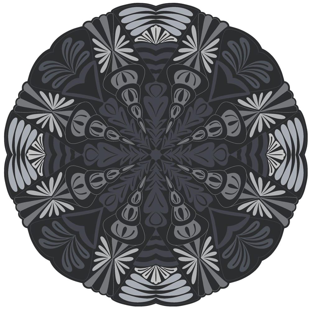 Mandala and blending modes - image 2 - student project