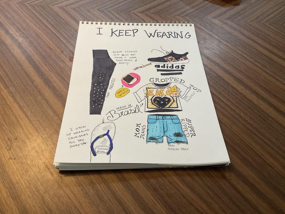 14 days of illustrated journal prompts - image 8 - student project
