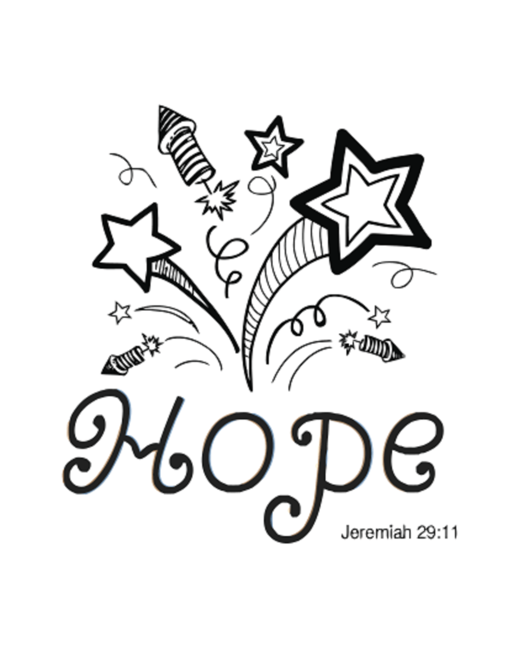 To give you hope - image 1 - student project