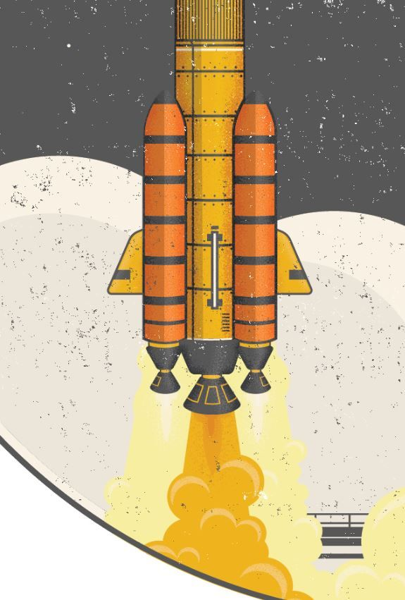 Rocket - image 2 - student project