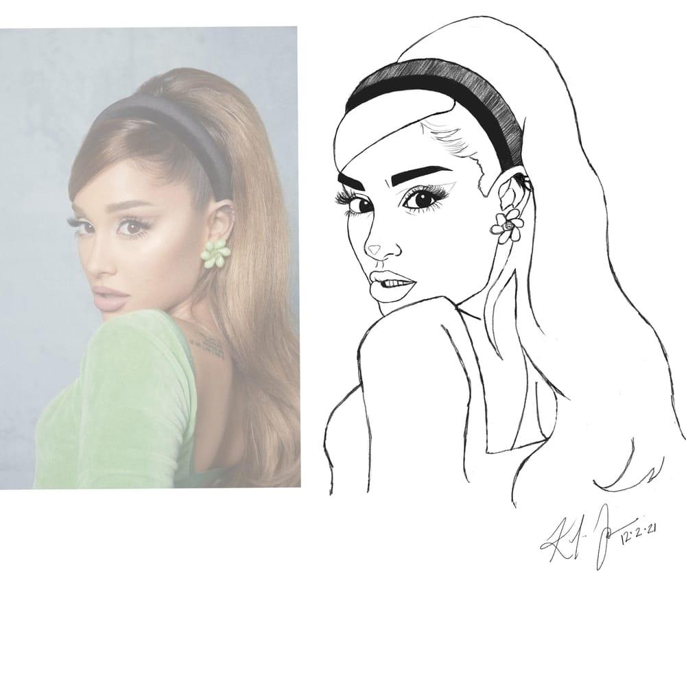 Ariana Grande Likeness - image 1 - student project