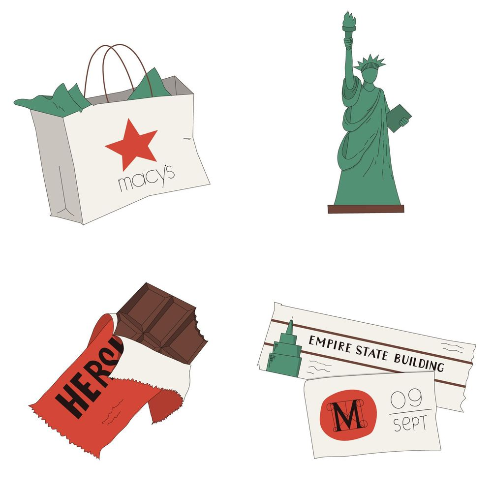 Sweet Spots: Expressing Big Ideas in Small Editorial Illustrations - image 3 - student project
