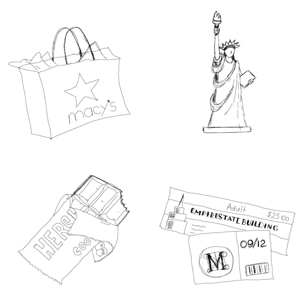 Sweet Spots: Expressing Big Ideas in Small Editorial Illustrations - image 2 - student project
