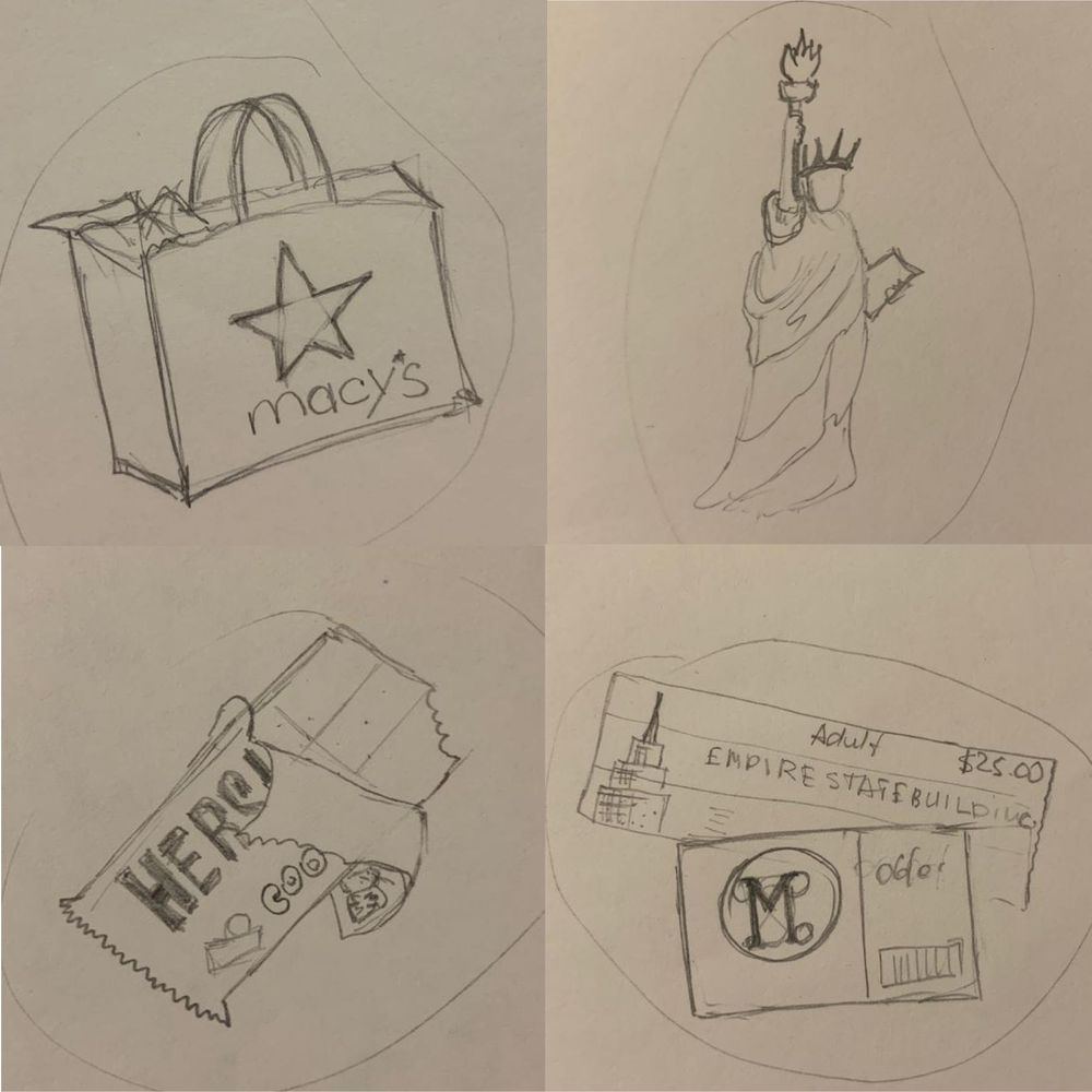 Sweet Spots: Expressing Big Ideas in Small Editorial Illustrations - image 1 - student project