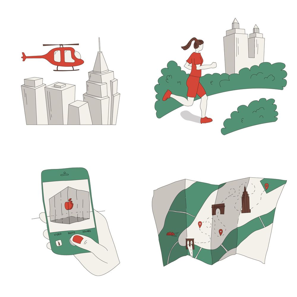 Sweet Spots: Expressing Big Ideas in Small Editorial Illustrations - image 7 - student project