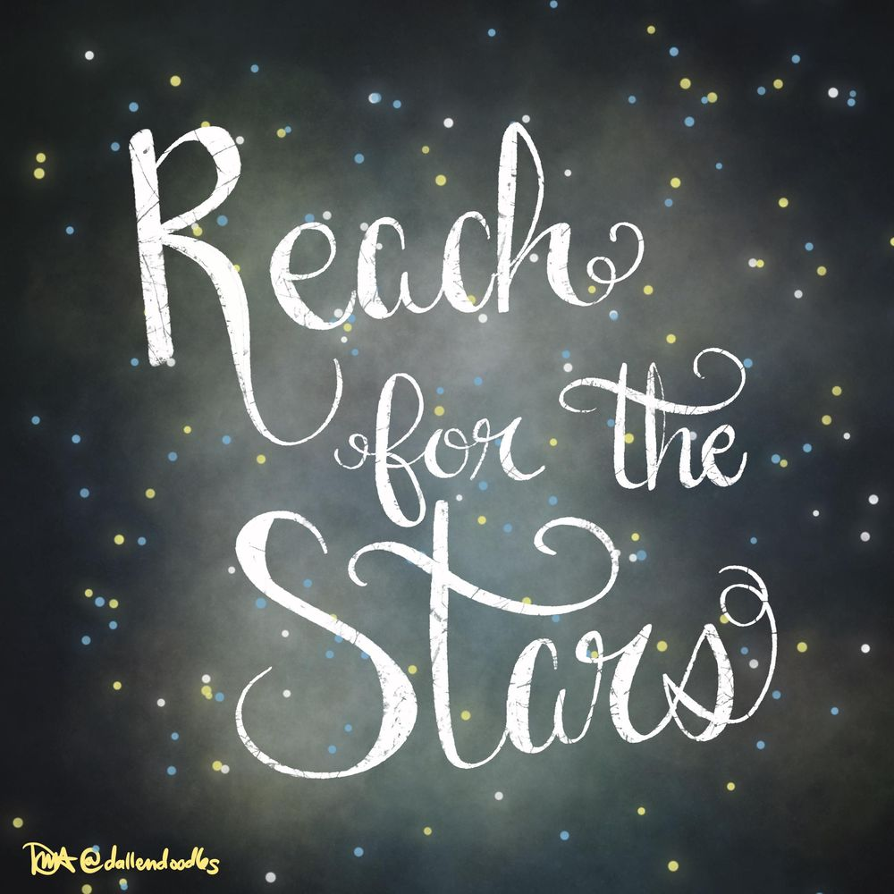 Reach for the stars - image 1 - student project