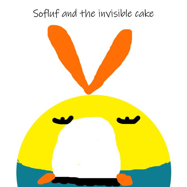 Sofluf and the invisible cake - image 1 - student project