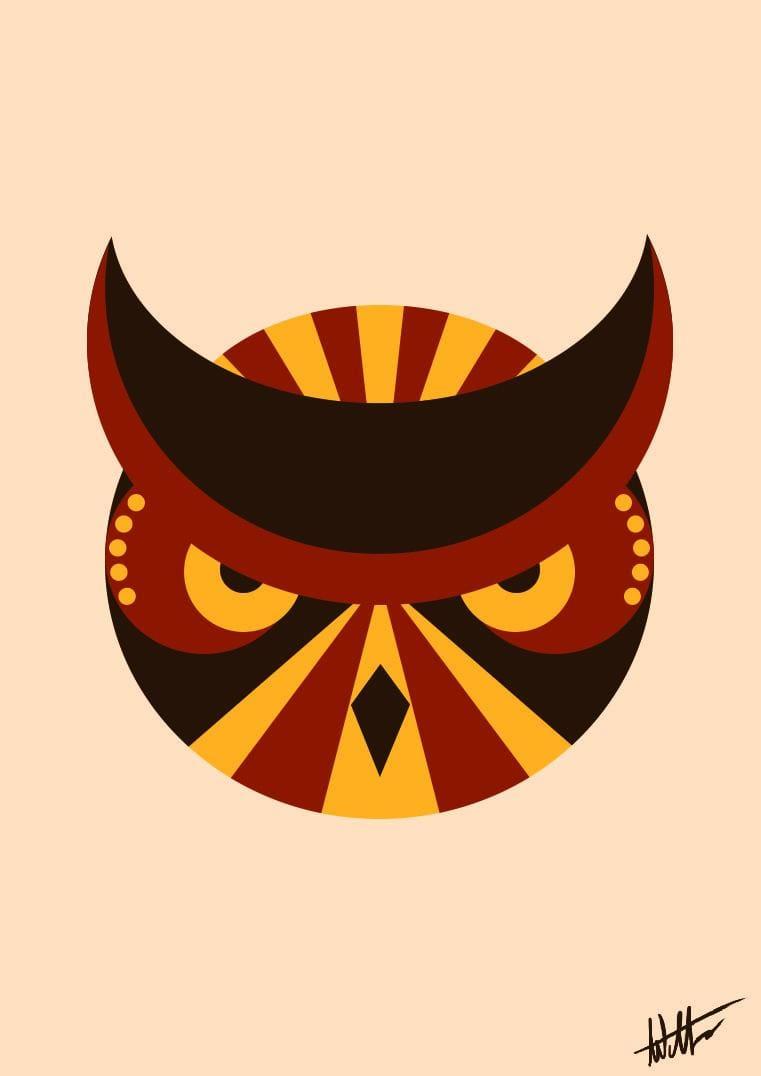 Eurasian Eagle-Owl - image 1 - student project