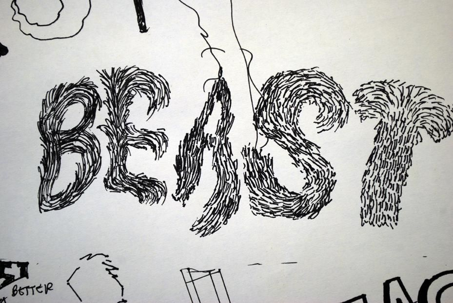 BEAST (Boys Enlisted Against Scary Things) - image 4 - student project