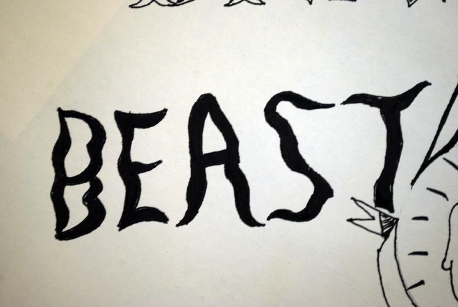 BEAST (Boys Enlisted Against Scary Things) - image 3 - student project