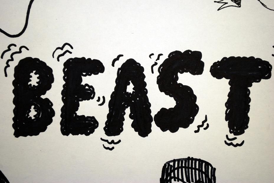 BEAST (Boys Enlisted Against Scary Things) - image 8 - student project