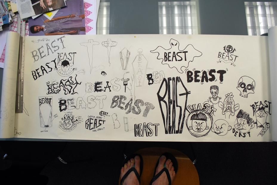 BEAST (Boys Enlisted Against Scary Things) - image 1 - student project