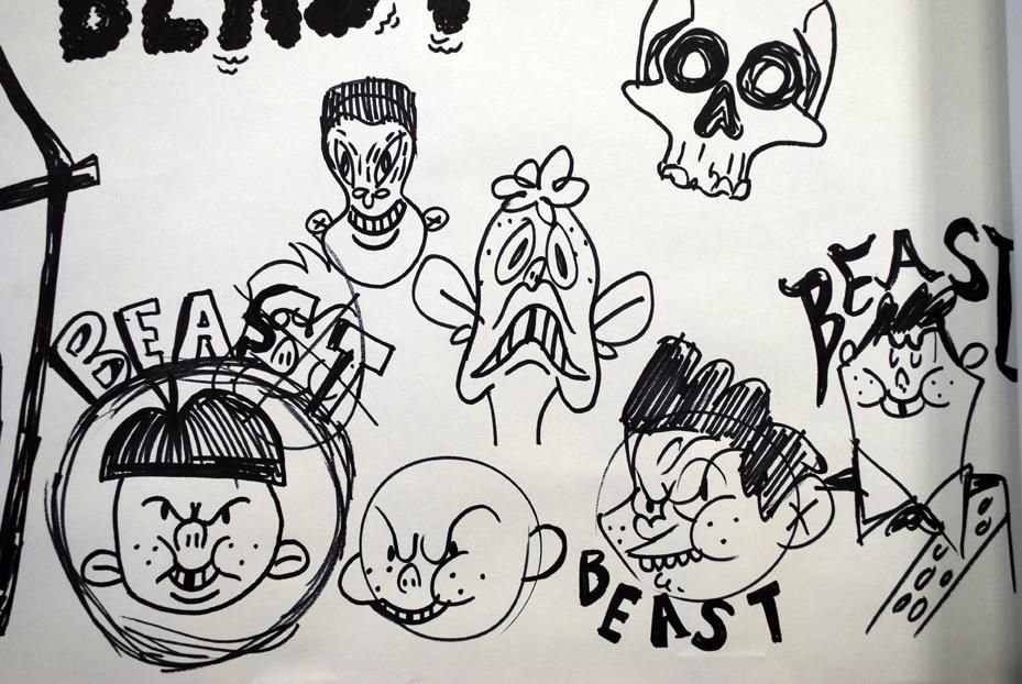 BEAST (Boys Enlisted Against Scary Things) - image 9 - student project