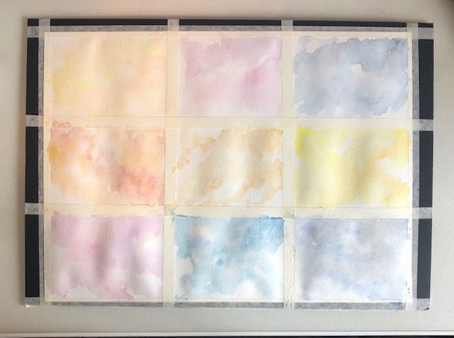 Skies of many colours - image 3 - student project