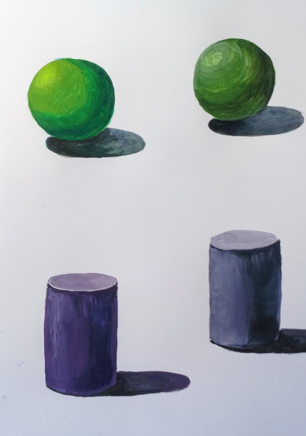 Acrylic Painting For Beginners - image 7 - student project