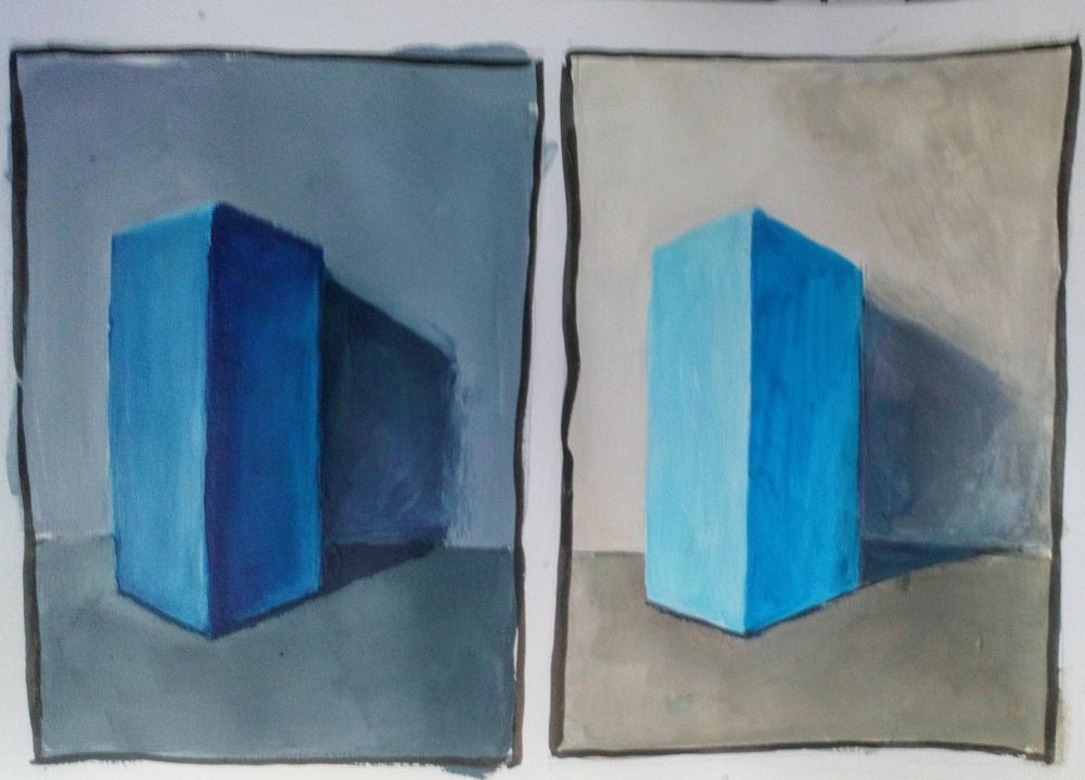 Acrylic Painting For Beginners - image 13 - student project
