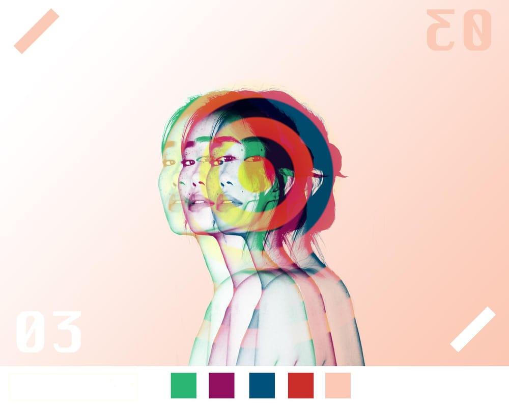 Colour Experiments - image 3 - student project